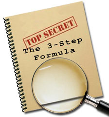 Top Secret 3-Step Formula
